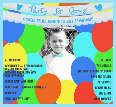 A Sweet Relief Tribute To Joey Spampinato