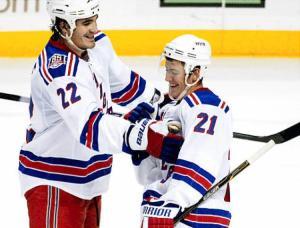 Derek Stepan, just one of many reasons for optimism this season