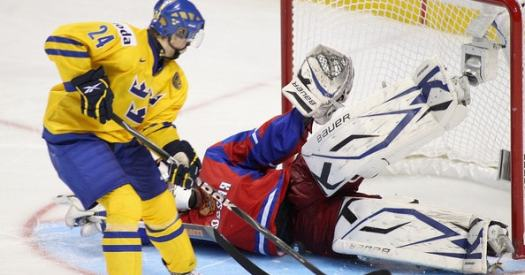Expectations are sky-high for Oscar Lindberg going into 2013-2014