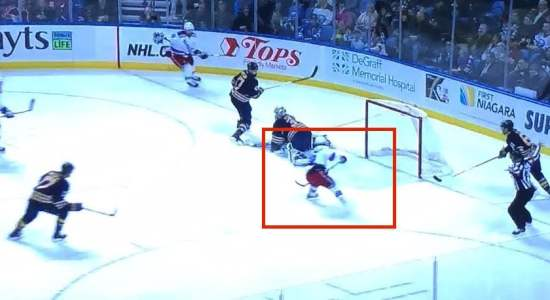 How not to backcheck, part 2.