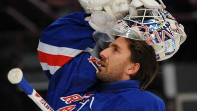 Photo of NY Rangers thoughts following a weird week