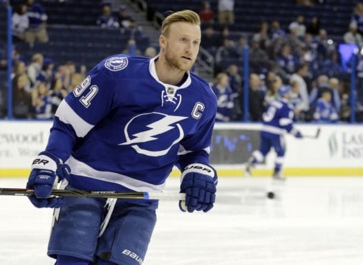 Steven Stamkos will likely command in excess of $10 million this summer