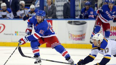 Photo of NY Rangers Game 44 Open Thread: Continuing good process in St. Louis
