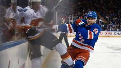 Photo of NY Rangers Game 40 Open Thread: Winter in Calgary is probably cold