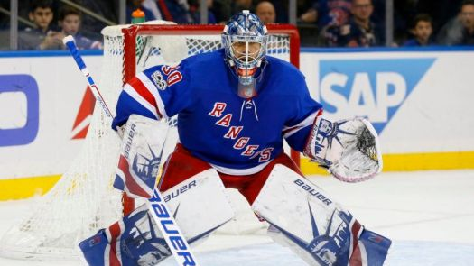 Yet Another Word On Henrik Lundqvist S Workload Blue Seat Blogs