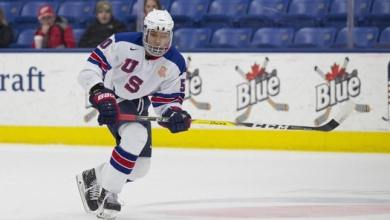 Photo of K'Andre Miller, Joey Keane added to 2019 US World Junior team preliminary roster