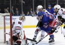 Zuccarello continues his tear as Rangers top Hawks
