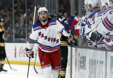 Lundqvist alone in 6th all time in goaltender wins as Rangers top Bruins