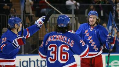 Photo of Brooks: Rangers now engaging in contract talks with Zuccarello, Hayes