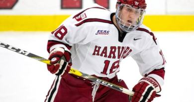 Rangers sign Adam Fox to entry level deal
