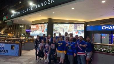Photo of Rangers Draft Night Reaction