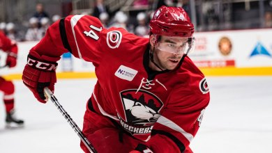 Photo of Greg McKegg to step into fourth line role, other lines remain the same