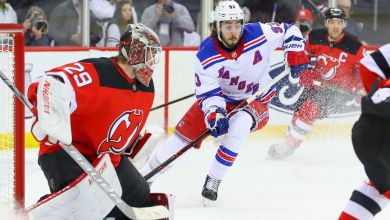 Photo of Devils/Rangers game takes – Of course Hughes gets a point, of course the Devils get their first win