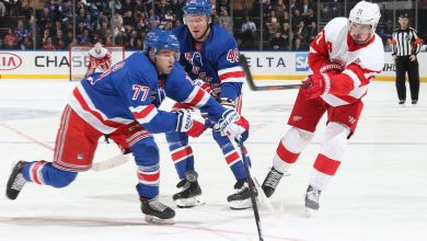 Photo of Rangers break the Jimmy Howard curse, top Red Wings