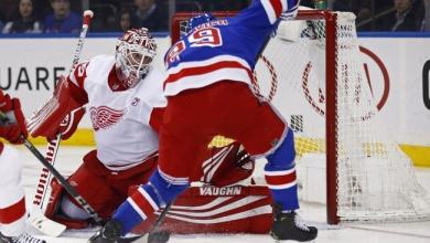 Photo of Detroit Red Wings/NY Rangers Game Thoughts