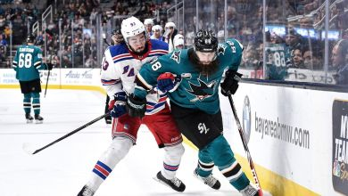 Photo of San Jose Sharks/Rangers Game Thoughts NYR (6 ) SJ (3 )