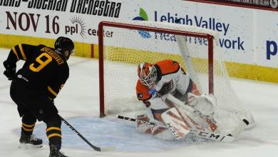 Photo of NY Rangers acquire goalie JF Berube for future considerations