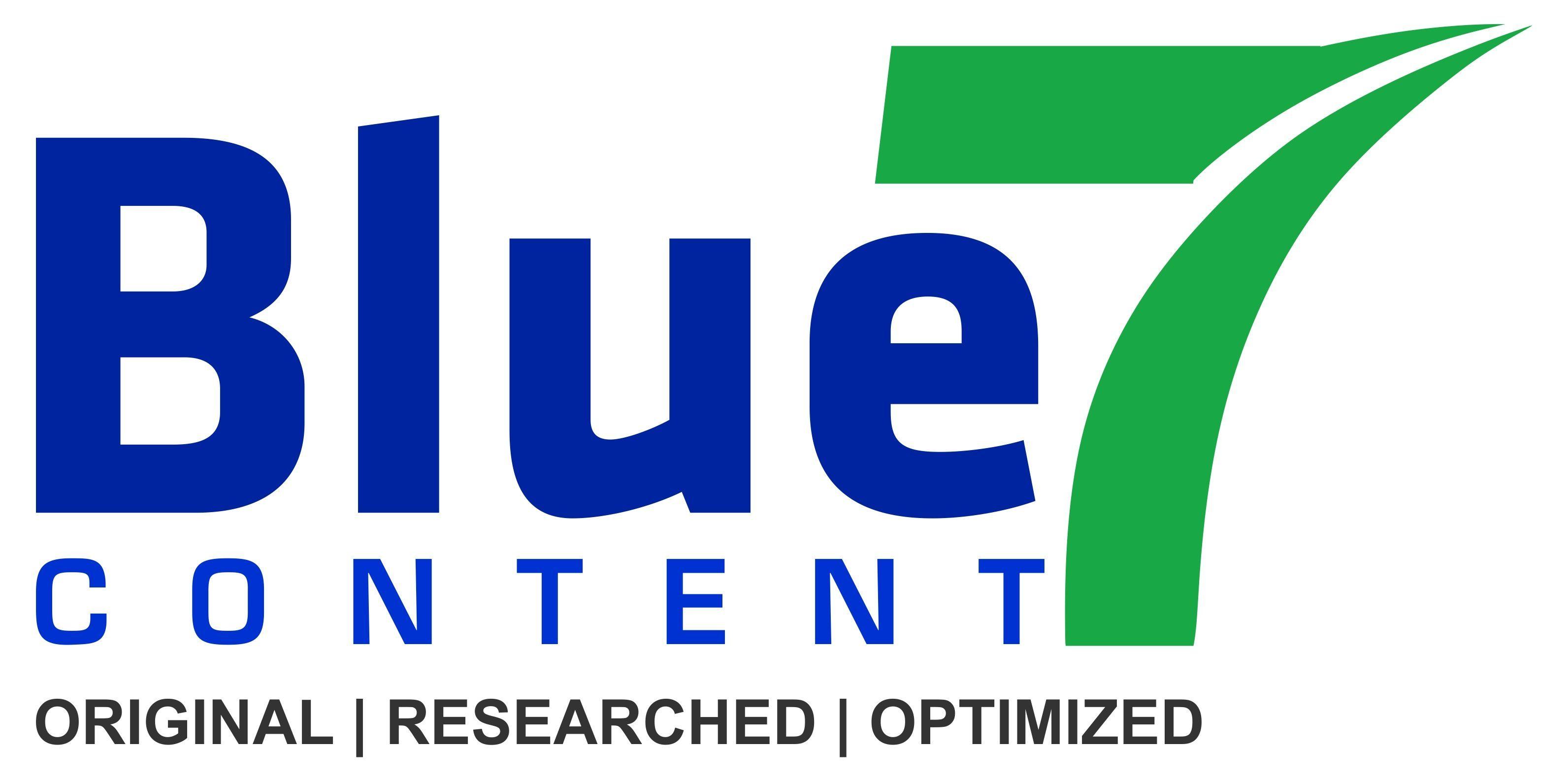 Blue Seven Content
