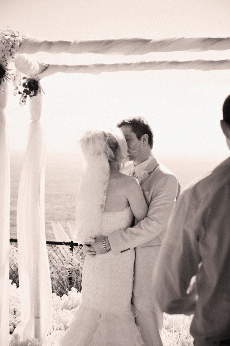 Infrared Wedding Photography at the Martin Johnson House in La Jolla, San Diego, California, UCSD