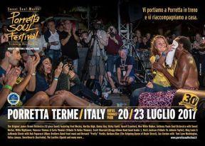 Porretta Soul Festival 30° Edizione del Porretta Soul Festival