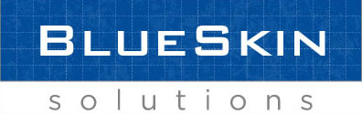 BlueSkin solutions Logo