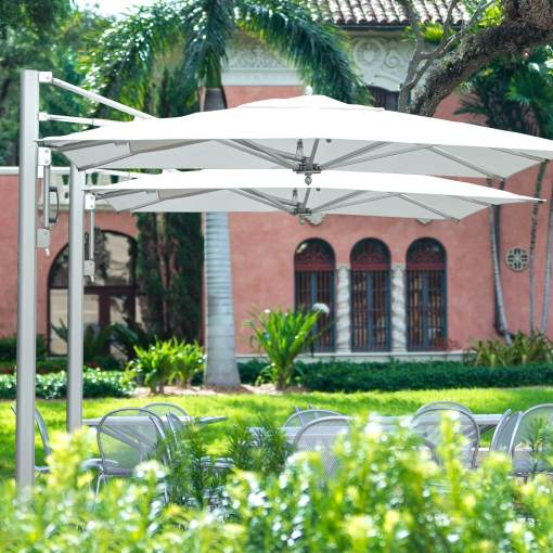 Tuuci Bay Master Cantilever, Patio Side - Commercial