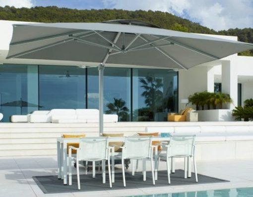 Jardinico JCP.401 Umbrella, Commercial - Silver