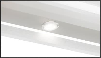 Tuuci Equinox LED light Option