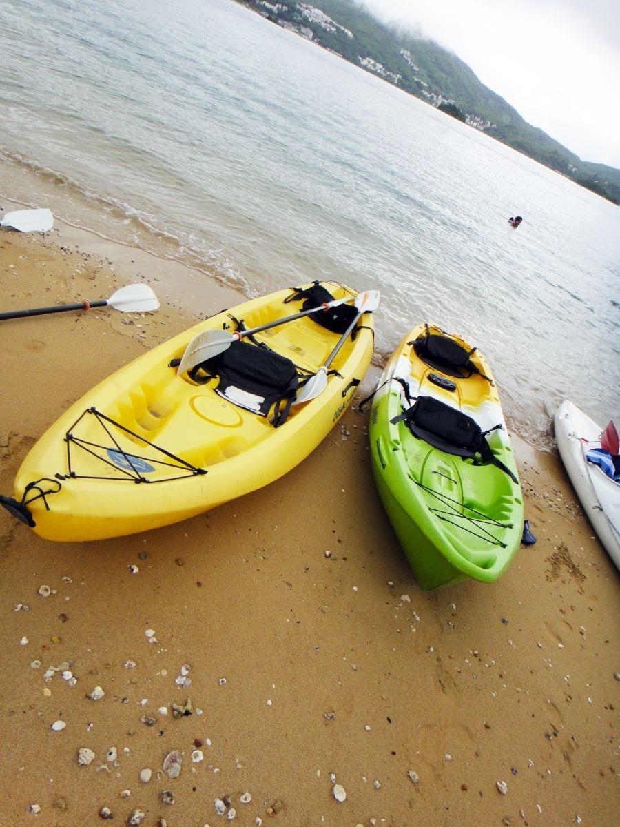 Double Kayak Rental (1000-1700)