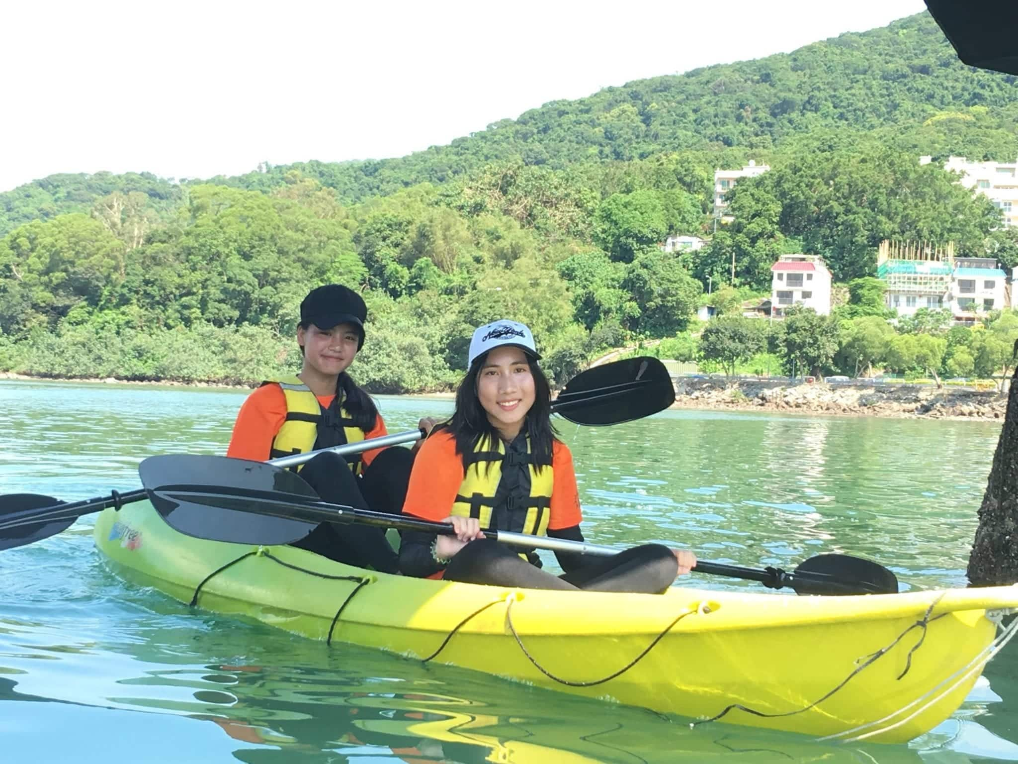 Half Day Eco Tour (Kayak) (3 hours)