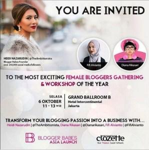 blogger-babes-asia-launch-indonesia-diana-rikasari-clozette-fifi-alvianto