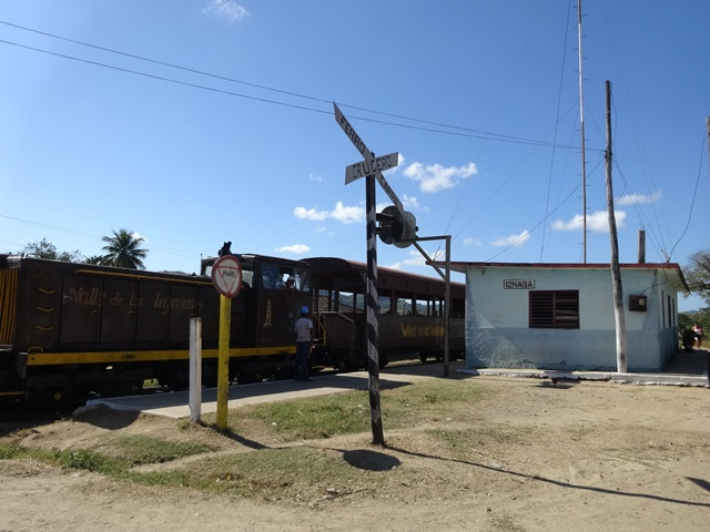 Valle de los Ingenios, Trinidad, Cuba, Blue Sky and Wine