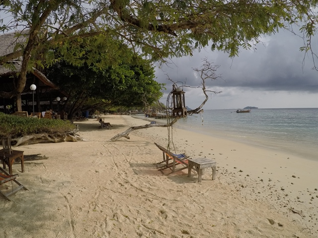 Phi Phi Relax Beach Resort, Thailand, Blue Sky and Wine