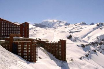 Valle Nevado, Ski Resort in Santiago