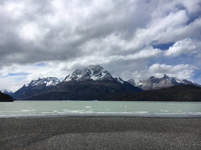 Grey Lake, Torres del Paine, puerto-natales, chile