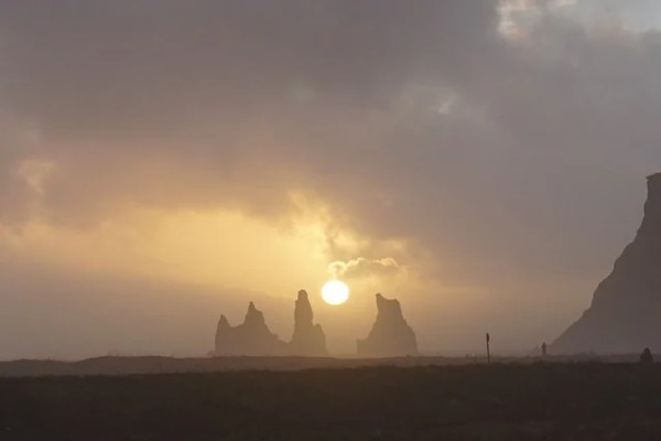 冬日里的白色仙境:冰岛(前言)