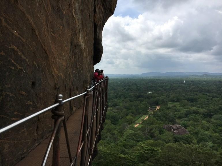 Blue Sky and Wine Travel Blog, Sigiriya, Sri Lanka