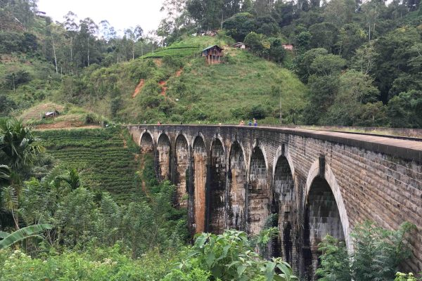 Sri Lanka Adventure Ep 4, Another scenic train journey from Nuwara Eliya to Ella