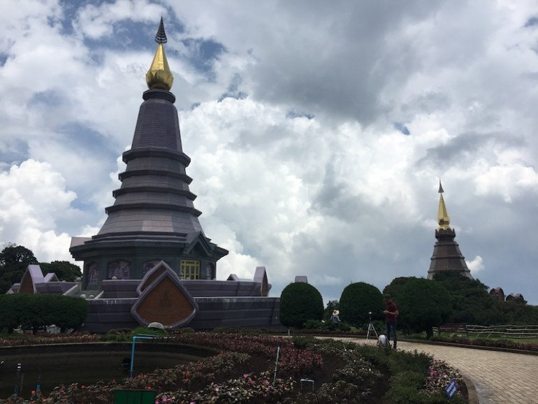 Blue Sky and Wine Travel Blog, Chiang Mai Thailand