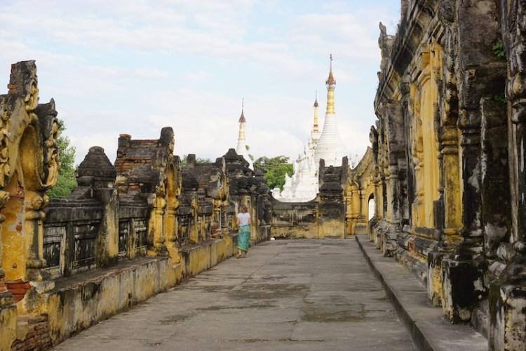 Maha Aungmye Bonzan Monastery, Inn Wa City