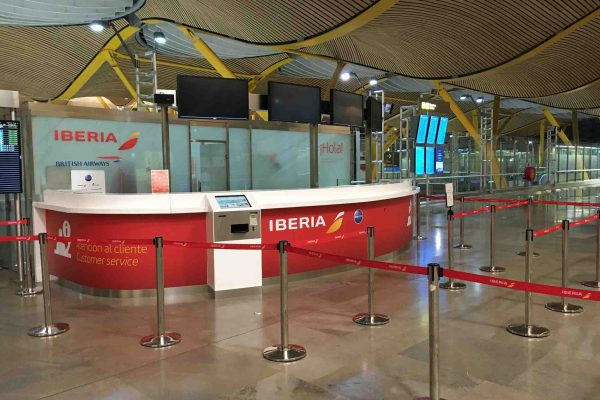 Patagonia Series Ep 2: My second time experience with Iberia Airlines