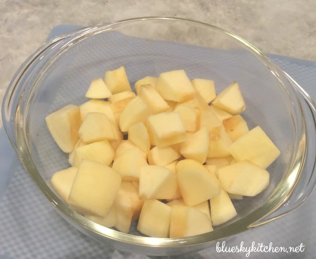 How to make an Apple Crostata