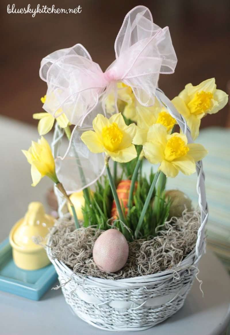 5 Cute And Easy Easter DIY Projects That You Can Make Fast For Your Decorating