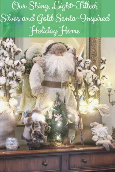 Holiday Home Tour Blog Hop Shares Cozy at Christmas