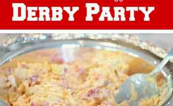 Southern Pimento Cheese Leads off Derby Party