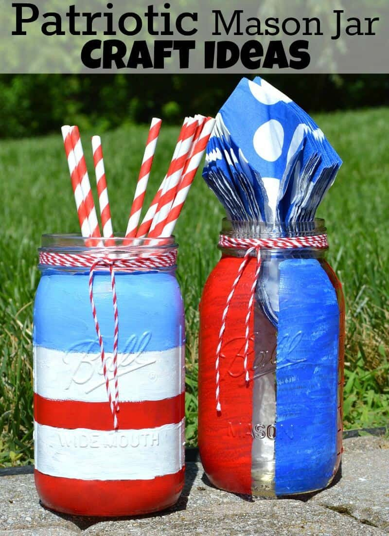 10 Fun Ways to Celebrate the 4th of July. Crafts, DIY decorations, tablescape ideas, and desserts sure to make the 4th of July more festive and delicious.
