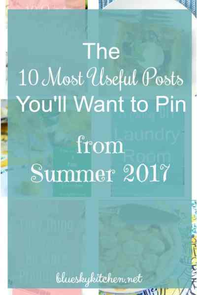 The 10 Most Useful Posts You'll Want to Pin