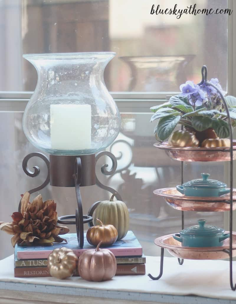 3 Easy Fall DIY Decorating Projects to Make in 1 Day. BlueskyatHome.com