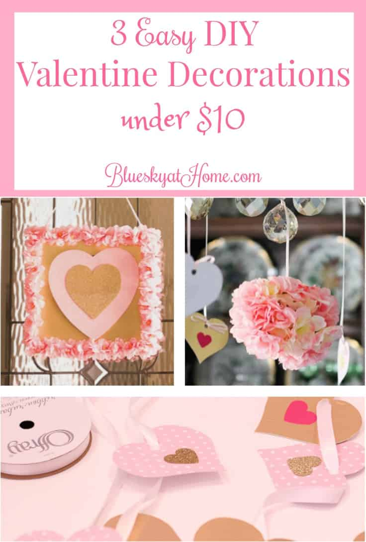3 easy diy valentine decorations under 10 bluesky at home 3 easy diy valentine decorations under 10 these super cute diy projects are made from solutioingenieria Gallery