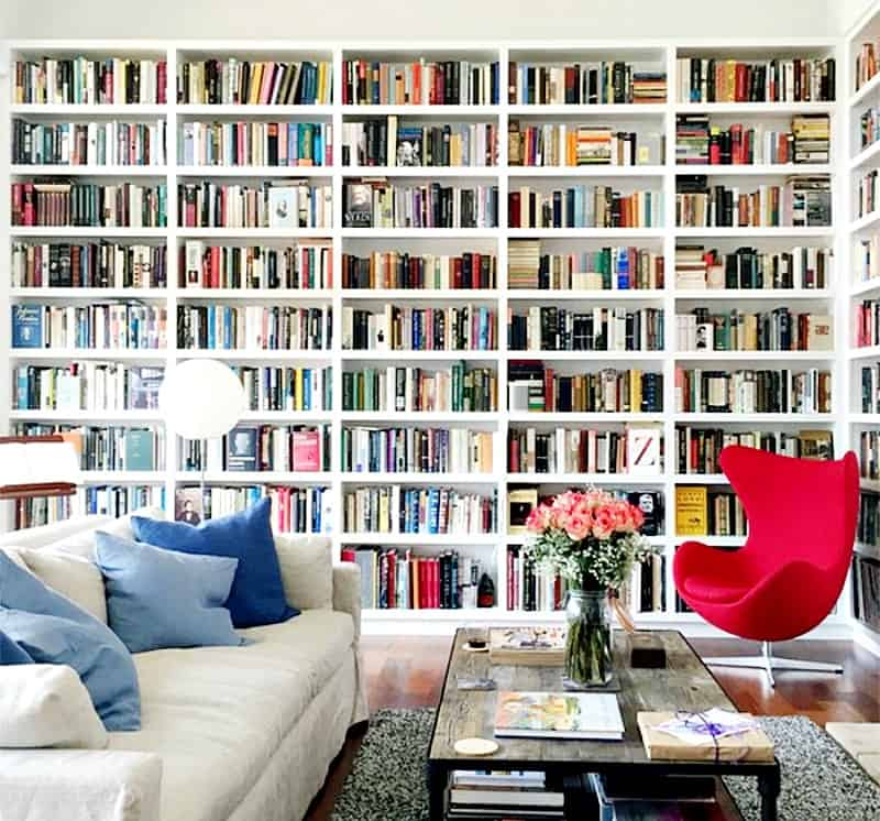 living room bookshelves. 6 Inspiring Ideas for New Bookshelves  When new living room bookshelves are on your wish Bluesky at Home